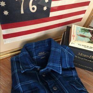 Ralph Lauren Flannel Shirt